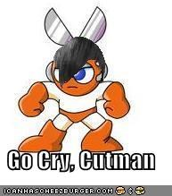 Go Cry, Cutman
