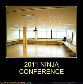 2011 NINJA CONFERENCE