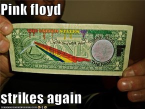 Pink floyd   strikes again