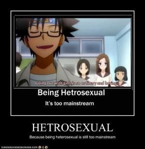 HETROSEXUAL