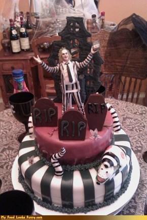 Daily Cake: Go Ahead... Make My Millenium