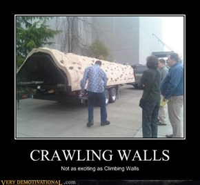 CRAWLING WALLS