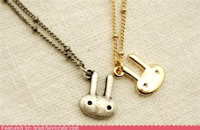 Bunny Love Necklaces