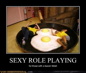 SEXY ROLE PLAYING