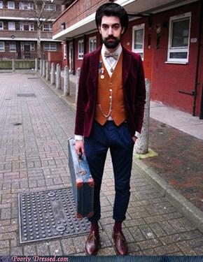 Hobo Or Hipster?