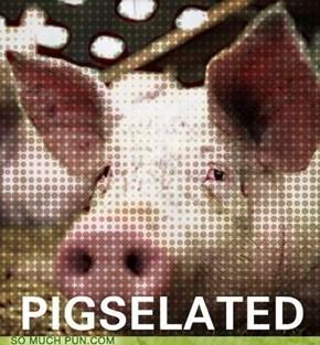 But the Reception is Still Swine