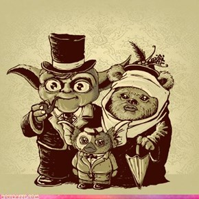Yoda Never Talked About His Life On Endor...