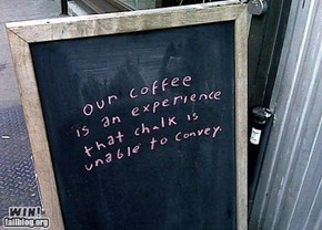 Coffee Experience WIN