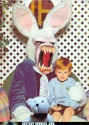 He Ate the Ears and Head First