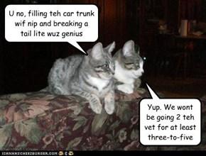 Genius, Tigger, just genius!