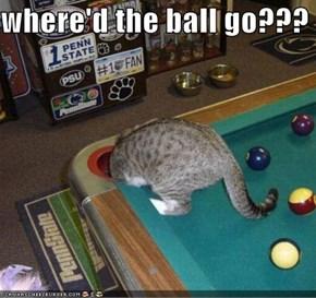 where'd the ball go???