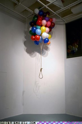 Hang Yourself, the FUN WAY!