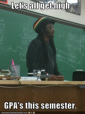 Rasta Prof: High Expectations