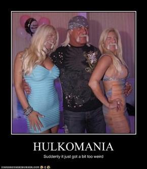 HULKOMANIA