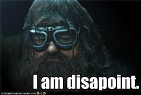 Hagrid tort u beta