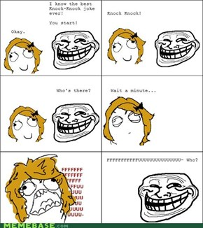 Trollface Who?