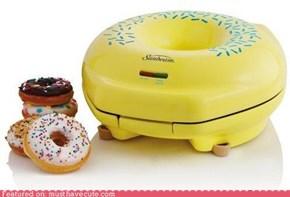 Electric Donut Maker
