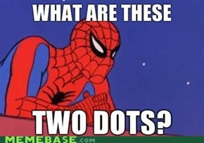 Spiderman Is No Detective