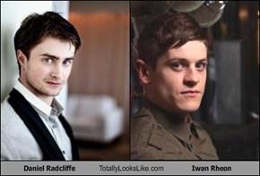 Daniel Radcliffe Totally Looks Like Iwan Rheon