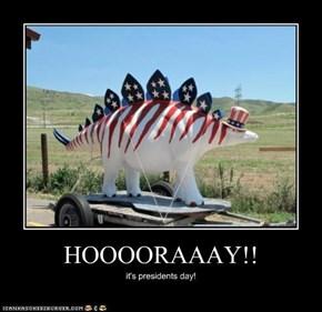 HOOOORAAAY!!