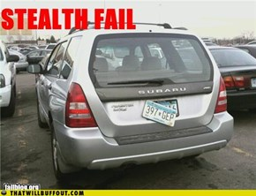 Stealth Fail