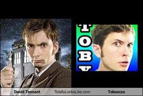 David Tennant Totally Looks Like Tobuscus