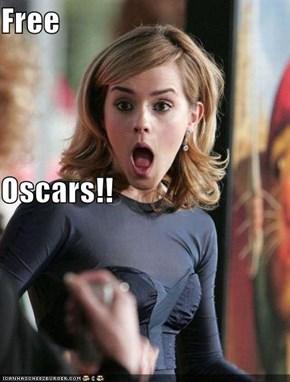 Free Oscars!!