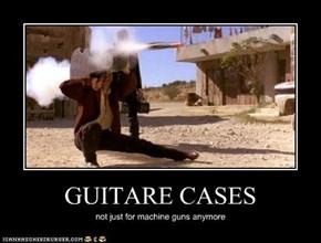 GUITARE CASES