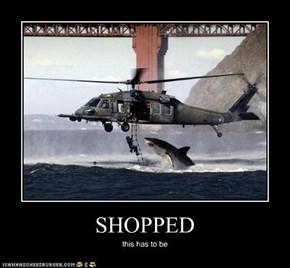 SHOPPED