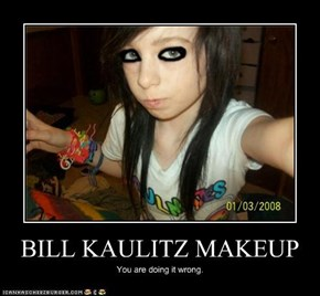 BILL KAULITZ MAKEUP