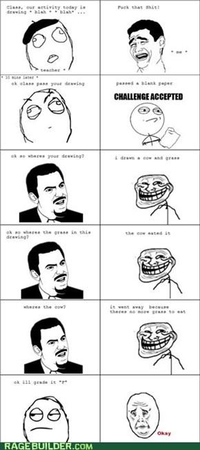 Art Class Troll