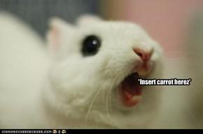 *Insert carrot herez*
