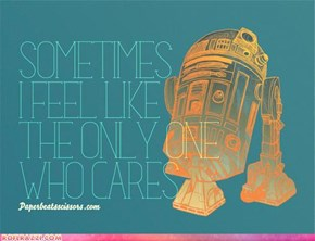 Droids From An Existential Point Of View