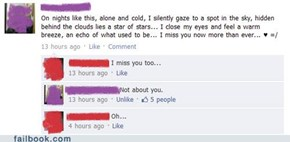 You're So Vain, You Probably Think This Status is About You...