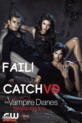 CW wants you to catch VD