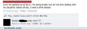 Why Parents Hate Spring Break