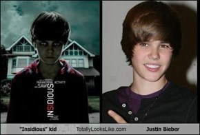 """Insidious"" Kid Totally Looks Like Justin Bieber"