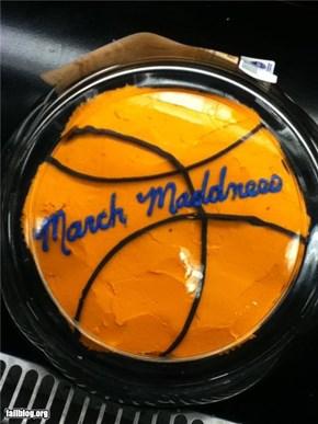 Cake Spelling Fail