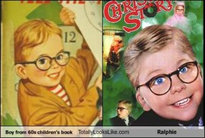 Boy From '60s Children's Book Totally Looks Like Ralphie
