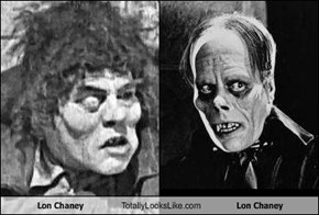 Lon Chaney Totally Looks Like Lon Chaney