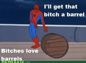 Ladies Love Spidey