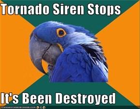 Paranoid Parrot: Missouri Loves Company