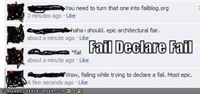 Fail Declare Fail