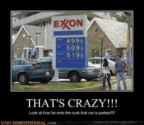 THAT'S CRAZY!!!