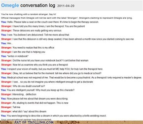 Omegle Therapists