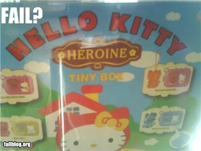 Hello Kitty FAIL
