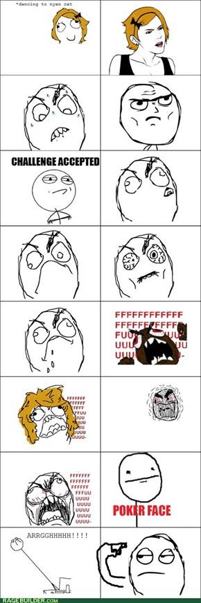 Nyan Rage!