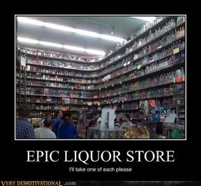 EPIC LIQUOR STORE
