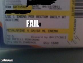 Medicine Fail