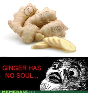 Ginger Root...